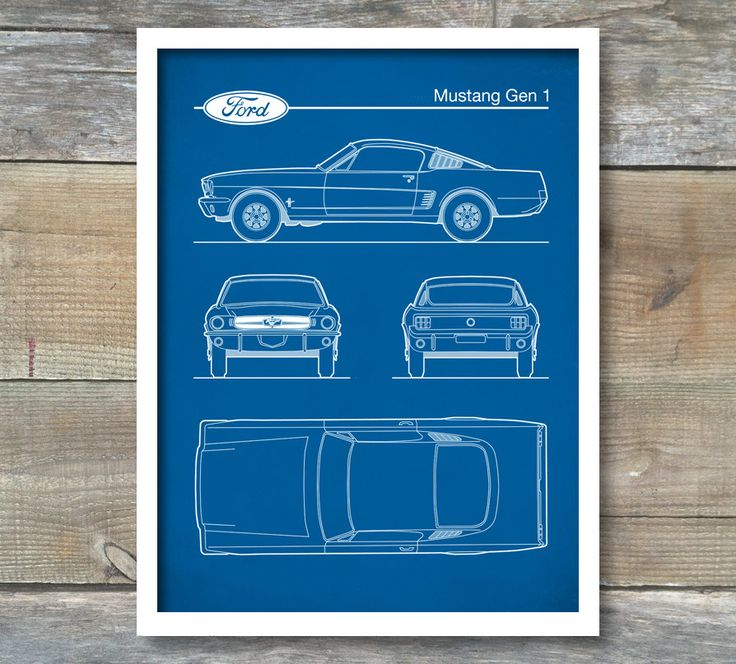 199 best patent art posters images on pinterest art posters auto art patent print ford mustang gen 1 blueprint ford mustang poster malvernweather Image collections