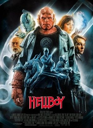 Hellboy (2004) - MovieMeter.nl