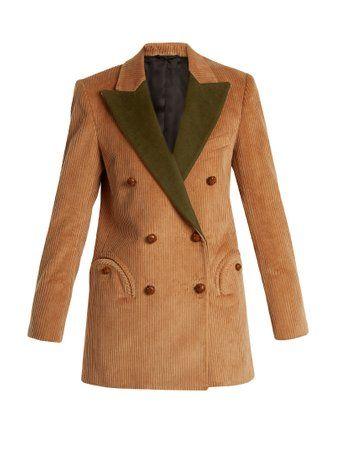 Classic Touch Everyday corduroy blazer