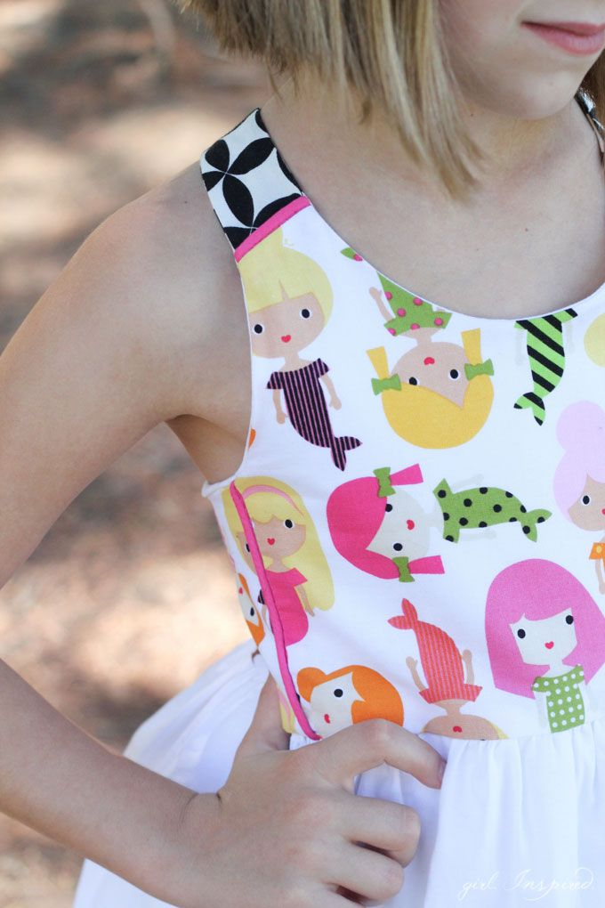 Annecy Dress Pattern   A Quick Sew For An Adorable Sundress!