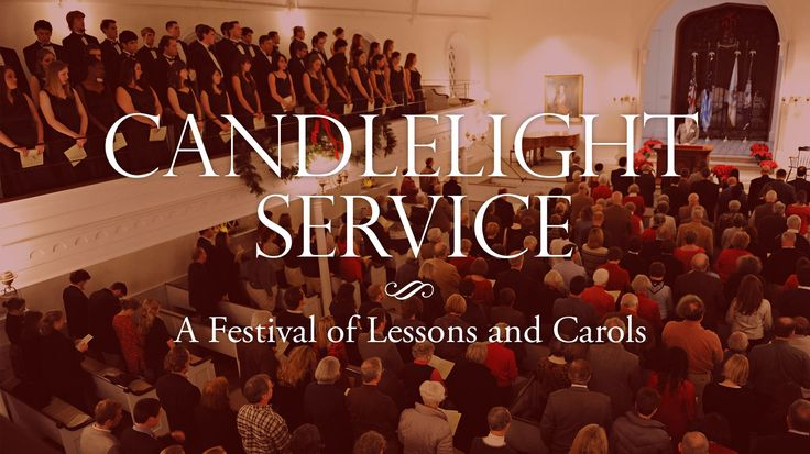 Watch Washington and Lee University's Candlelight Service: A Festival of Lessons and Carols on Livestream.com. Thursday 8 PM. An annual tradition at W&L dating back more than 80 years, the Candlelight Service featuring the University Singers weaves together the sacred narration of the Christmas story through music, prayers, lessons, and hymns. The telling of the Incarnation in this manner binds countries and cultures, dating back hundreds of years. From traditional favorites like Paul J…