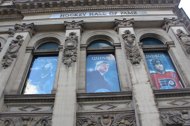 Dreams Come True At Hockey Hall of Fame
