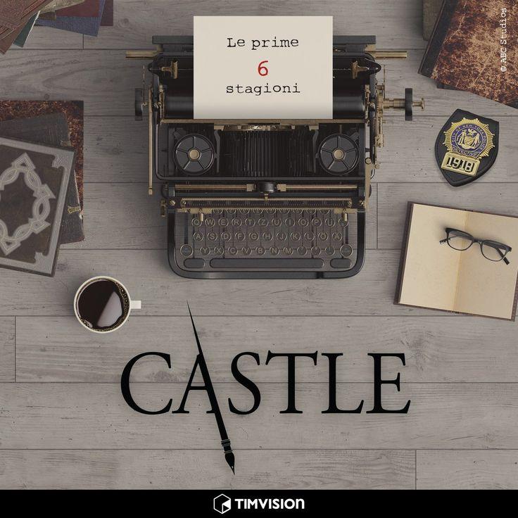#Castle #serietv #TIMvision #series #season6 #season7