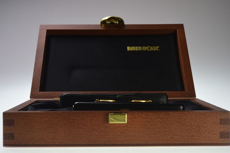 Minox LX Edition 2000 Subminiature Camera with Montblanc Fountain Pen