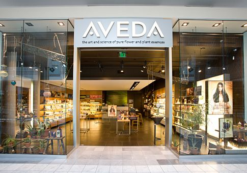 Aveda store front | Cosmetics Retail Shops in 2019 | Aveda ...