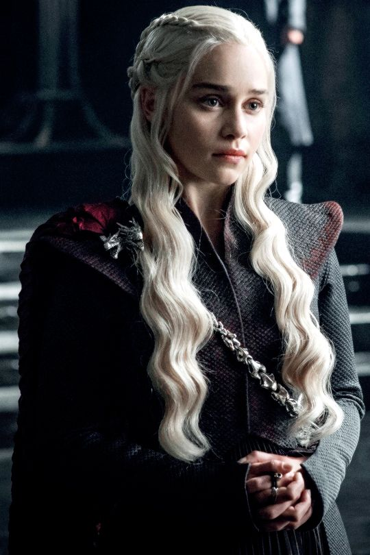 "patchface: ""Daenerys Targaryen in Season 7 (x) """