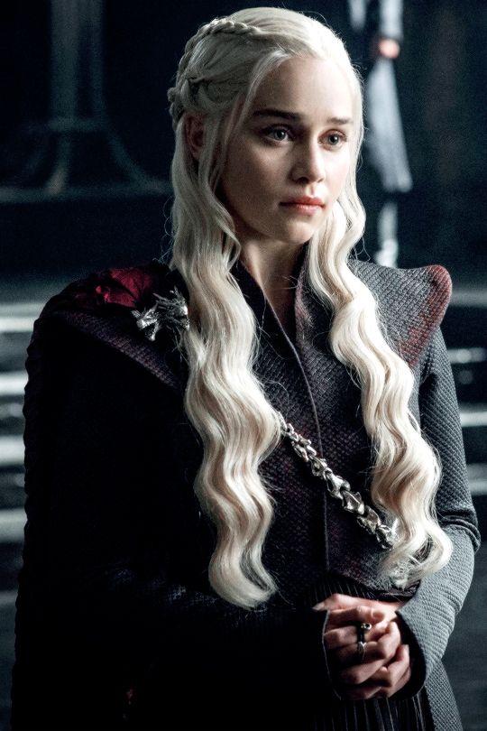 "patchface: ""Daenerys Targaryen in Season 7 (x) """