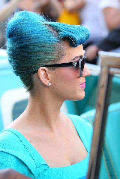 Katy Perry French Twist