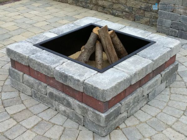 10 best firepits images on pinterest backyard ideas campfires and pavers stone natural stone quarry brothers inc service ri ma 5082529922 fire pit kitsfire pit plansdiy solutioingenieria Choice Image