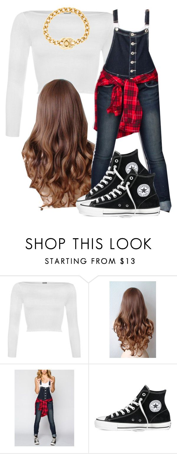 """."" by trillest-queen ❤ liked on Polyvore featuring WearAll, Almost Famous, Converse, Chanel, women's clothing, women's fashion, women, female, woman and misses"