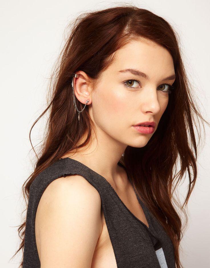 Red Brown Hair Hazel Eyes Pale Skin Asos Model Hair