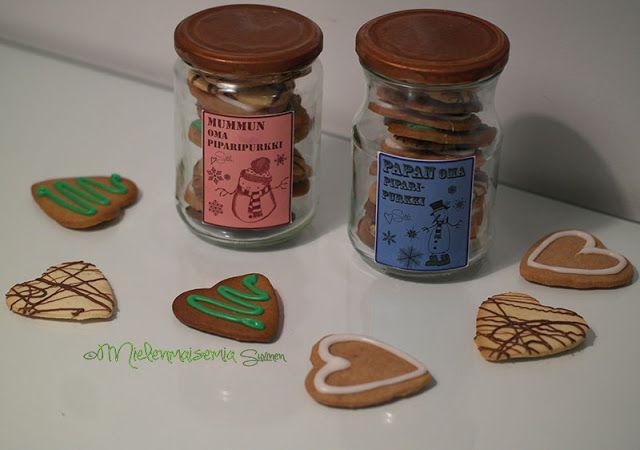 Mielenmaisemia: keksejä