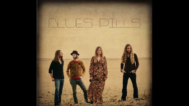 BLUES PILLS - Black Smoke (OFFICIAL SINGLE)