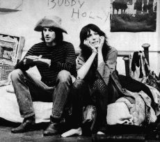 Sam Shepard and Patti Smith. Cowboy Mouth