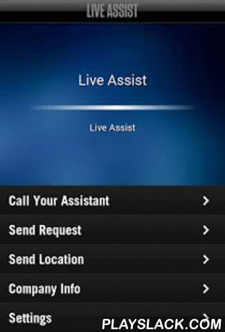 Live Assist  Android App - playslack.com ,  The Live Assist app provides registered users of the Personal Assistant service with expanded access to a world-class team of professional assistants. Live Assist gives registered users the ability to make requests from anywhere in the world with a data connection. Added functionality also enables users to optionally submit their geolocation with Live Assist when calling or submitting a request. Now your team of Personal Assistants will be able to…