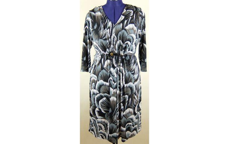 Tiana New York rugalmas ruha XXL-es - Női egész ruha - XLruha Molett használt ruha - tunika