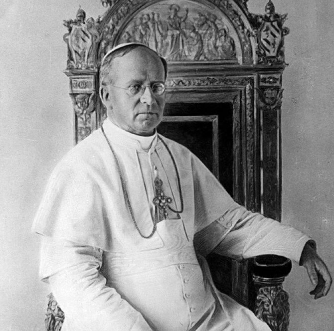 ACT OF CONSECRATION OF THE HUMAN RACE TO THE SACRED HEART OF JESUS (By Pope Pius XI)