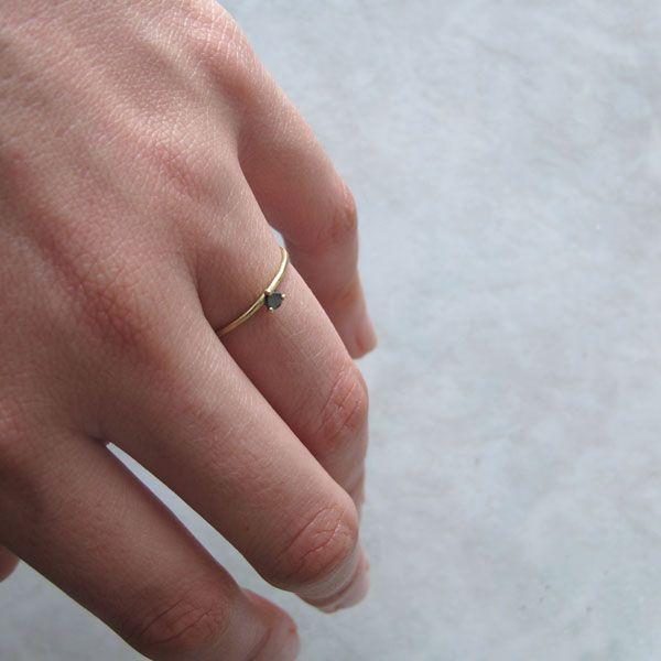 anillo de pedida Migayo
