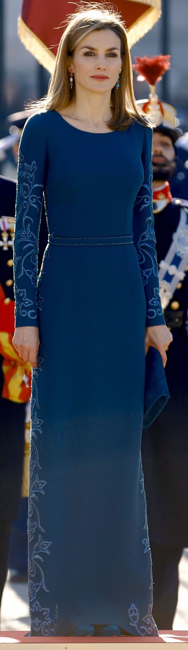 Queen Letizia of Spain - 6.1.2015