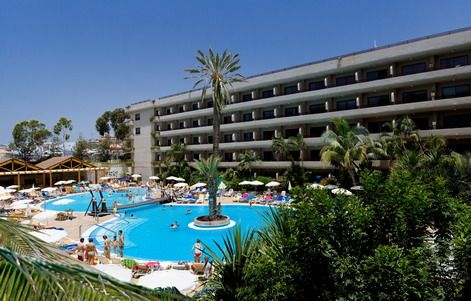 Piscina principal. Main pool. Fanabe Costa Sur Hotel, Adeje, Tenerife #Canarias @GF Hoteles