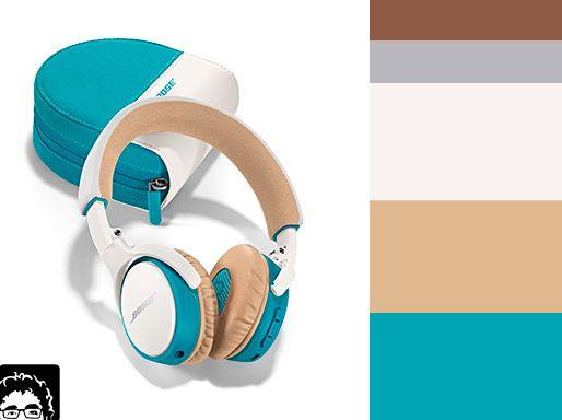 cuffie wireless Bose , palette colori