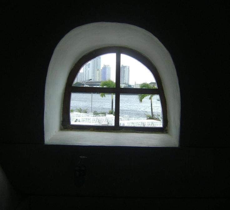 Little window, nice view