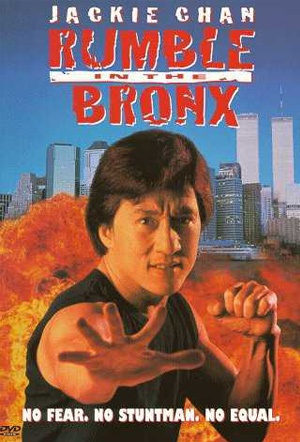 Rumble in the Bronx (1995) - 4/5 do your own stunts