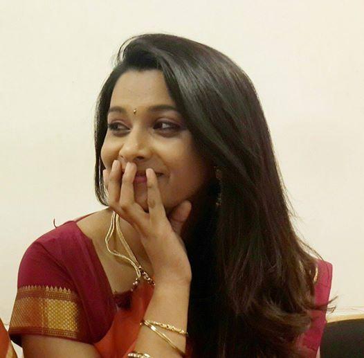 Priya Bhavani Shankar Veethi: Priya Bhavani Shankar In Silk Saree