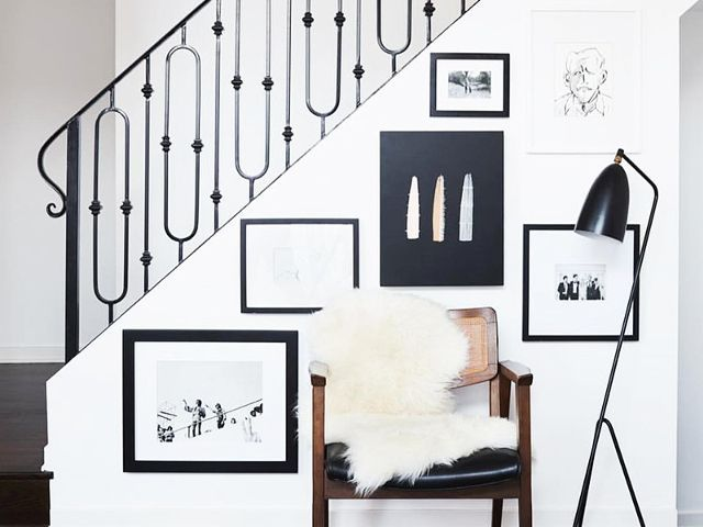 I think we can all collectively agree that white walls are boring. By the same token, we also believe that blank-page syndrome applies to walls as much as they do to our freshly opened new Word...