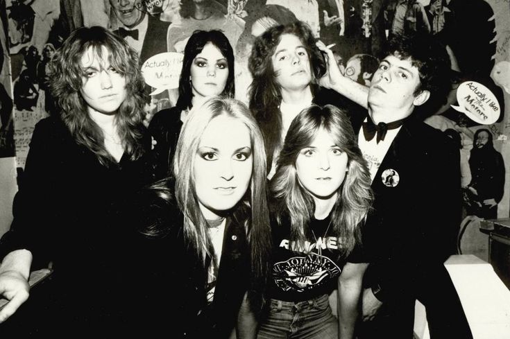 Michael Steele and The Runaways