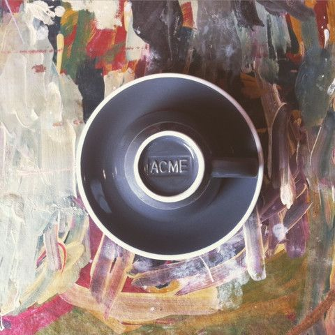 ACME & CO. | CUP AND SAUCER