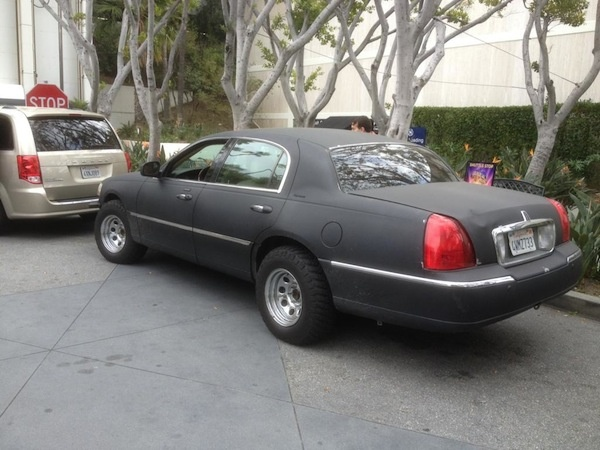 Top Gear S Apocalypse Off Road Modified Lincoln Towncar For Sale On