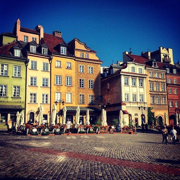 Stare Miasto | Old Town in Warszawa, Województwo mazowieckie
