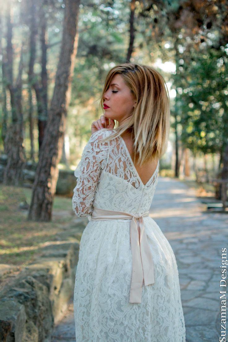 Mejores 141 imágenes de Vestidos de Novia en Pinterest | Vestidos de ...