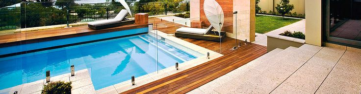 Frameless Glass Pool Fencing Perth, WA - Cooling Brothers