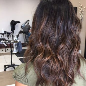 In love with my partial balayage from Tina! - Yelp