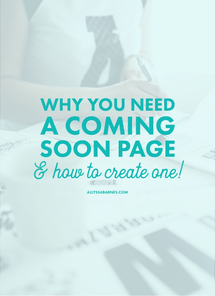 If you're planning on launching a site, you need a coming soon page. Learn why you need one and how to create one for your WordPress site.