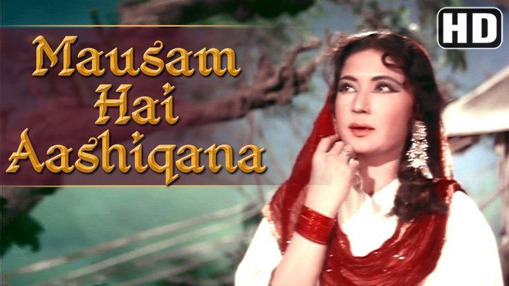 Mausam Hain Aashiqaana  - Meena Kumari - Ashok Kumar - Pakeezah - Ghulam...