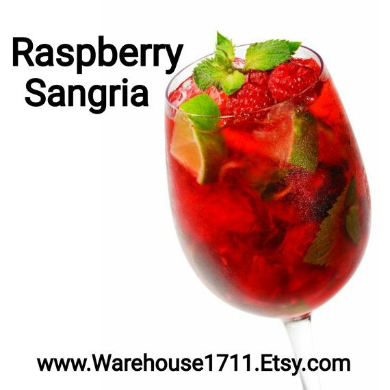 Check out this item in my Etsy shop https://www.etsy.com/listing/286336349/raspberry-sangria-candle-fragrance-oil