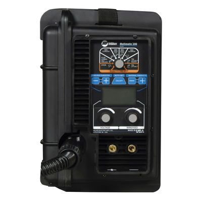 Miller Multimatic 200 MIG/Stick Welder Review