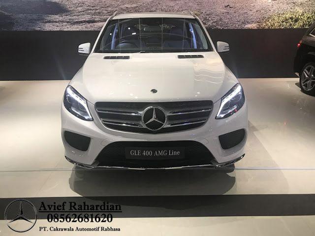 Dealer Mercedes Benz Jakarta | Authorized Mercedes-Benz Dealer: Harga Mercedes Benz GLE 400 AMG nik 2017 Dealer AT...