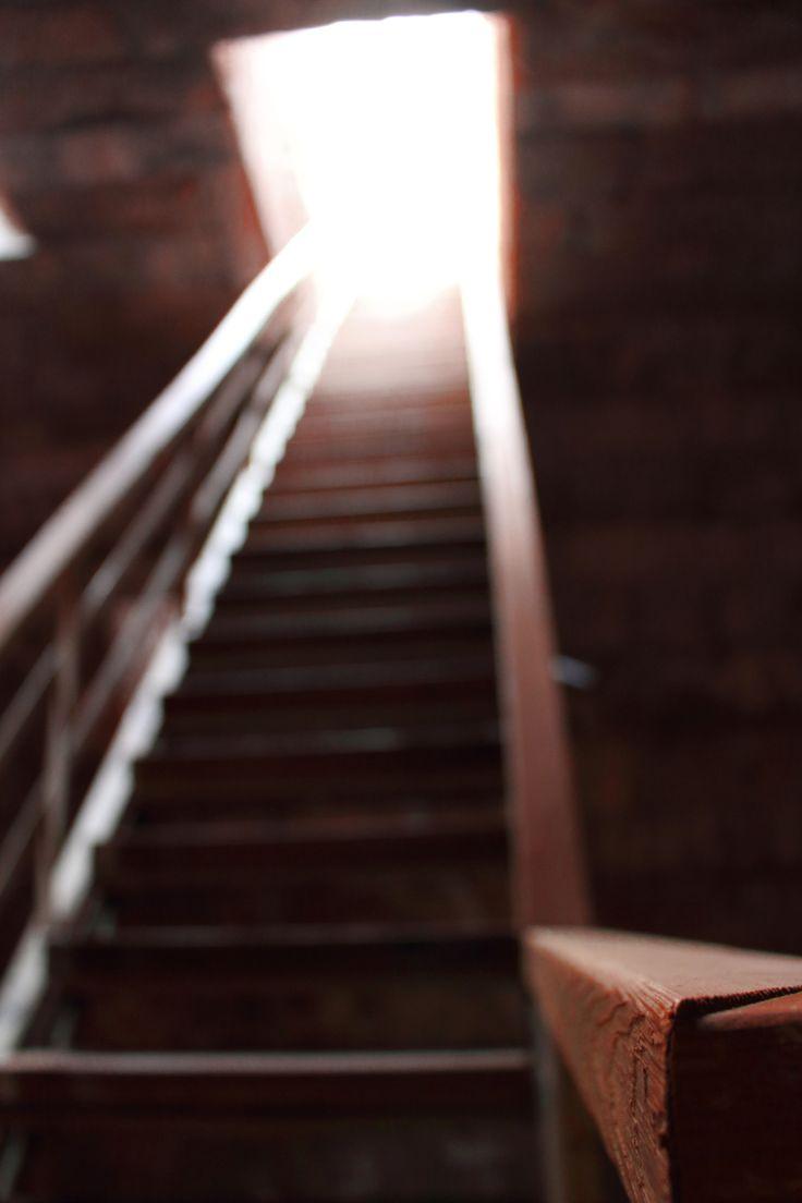 Stairs to the light. by Oğuzhan Karaçakır - Photo 123430181 - 500px