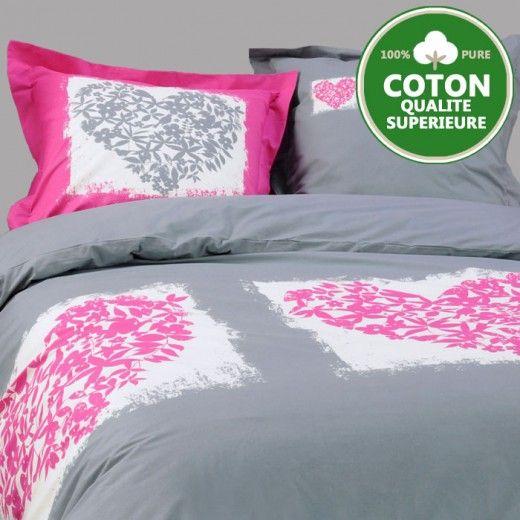 25 best housses de couette 240x260 images on pinterest. Black Bedroom Furniture Sets. Home Design Ideas
