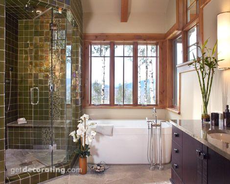I have a feeling I would never ever leave this room! LOL!Bathroom Design, Decor Bathroom, Modern Bathroom, Dreams Bathroom, Bathroom Ideas, Bathroom Interiors Design, Bathroom Decor, Bathroom Cabinets, Master Bathroom