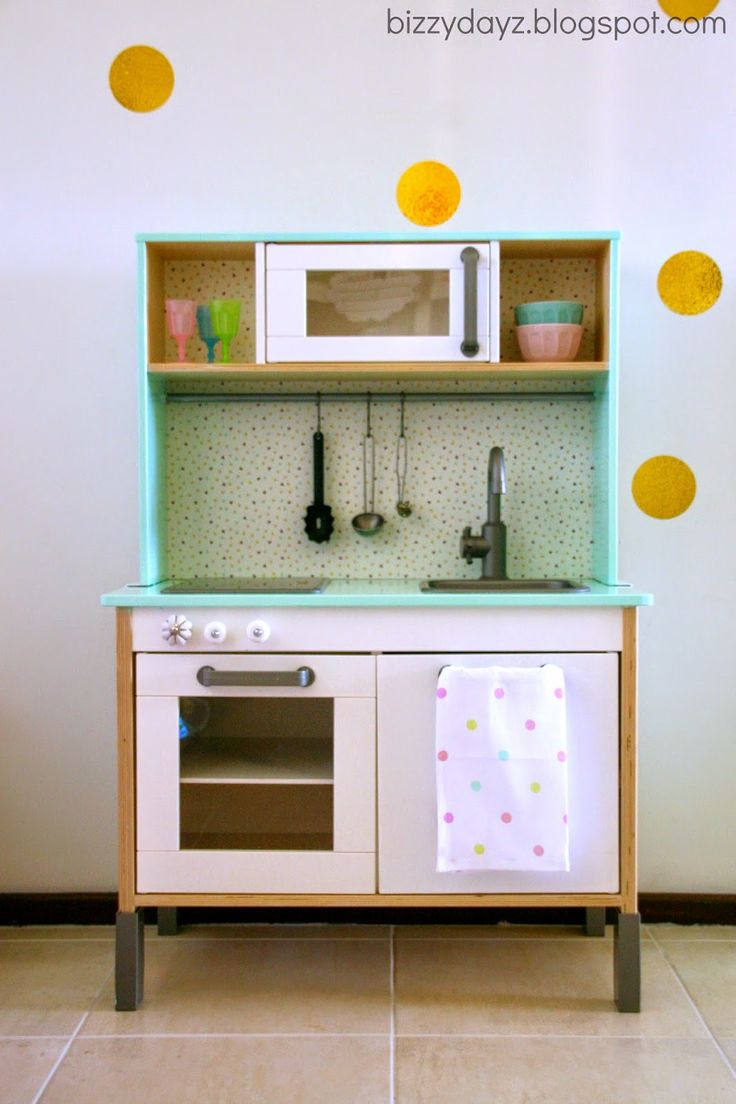 12 best images about furniture re dos on pinterest for Small childrens kitchen