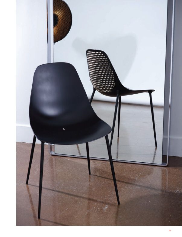 The Mammamia Punk Chair available at RADform was featured in the current issue of Designlines. Come see this beautiful chair in our showroom or inquire by emailing info@radform.com