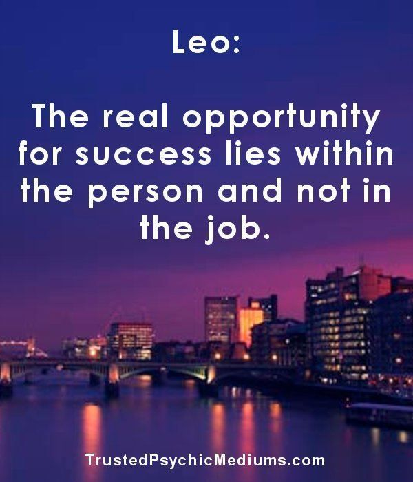 14 Quotes About The Leo Star Sign