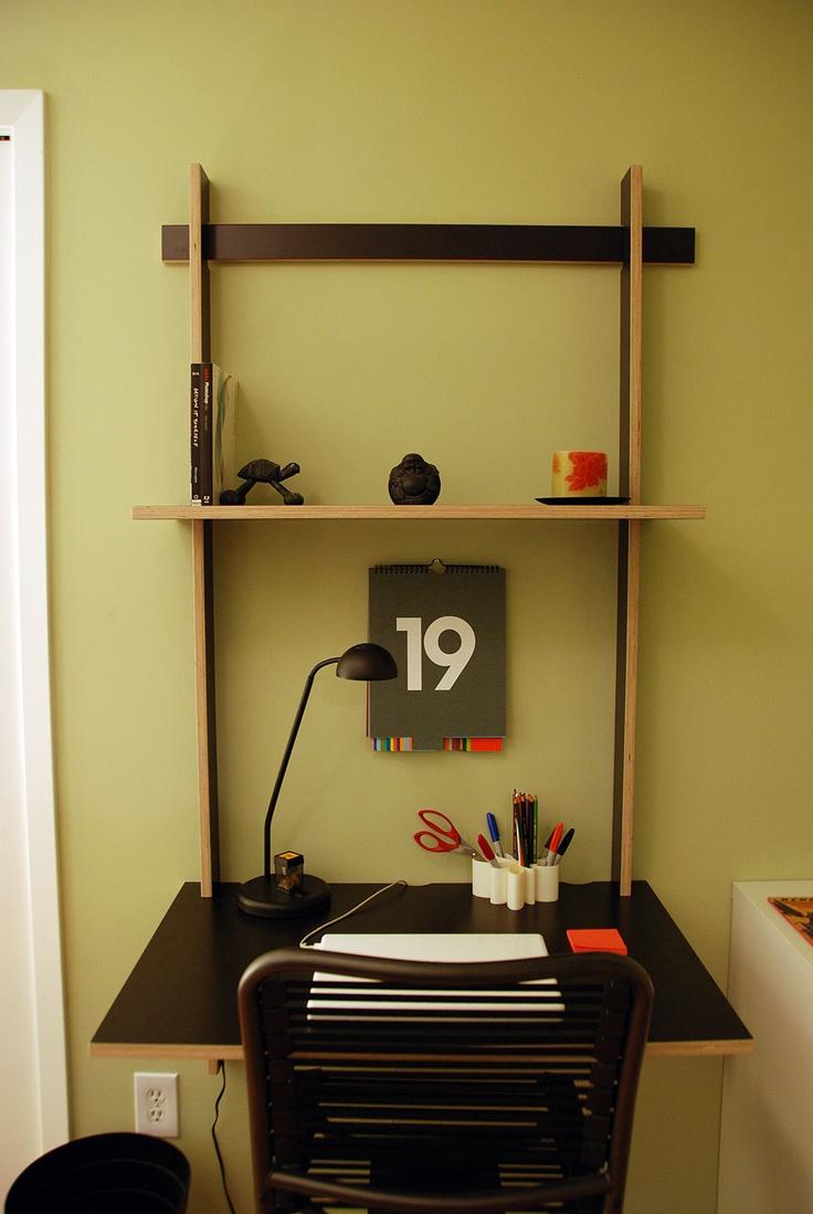 18 best Desk ideas images on Pinterest | Desks for small spaces ...