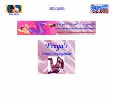 miniatura de Transgénero sexual de Freya