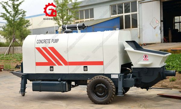 Diesel Concrete pumps for sale from our factory with best price, if